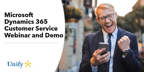 Microsoft Dynamics 365 Customer Service Online Webinar tickets