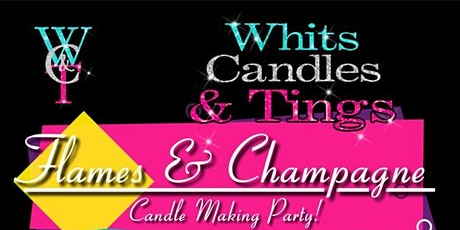 Flames & Champagne - Candle Making Party Valentine's Edition tickets