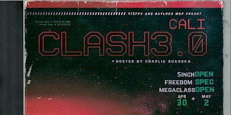 Cali Clash 3.0 tickets