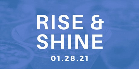 Rise & Shine with IFA Chicago, Mezcla & Women of the Now tickets