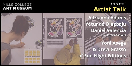 Artist Talk: Sun Night Editions tickets