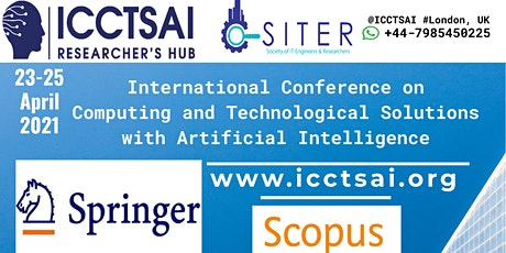 International Conference on Computing & Technological Solutions with AI tickets