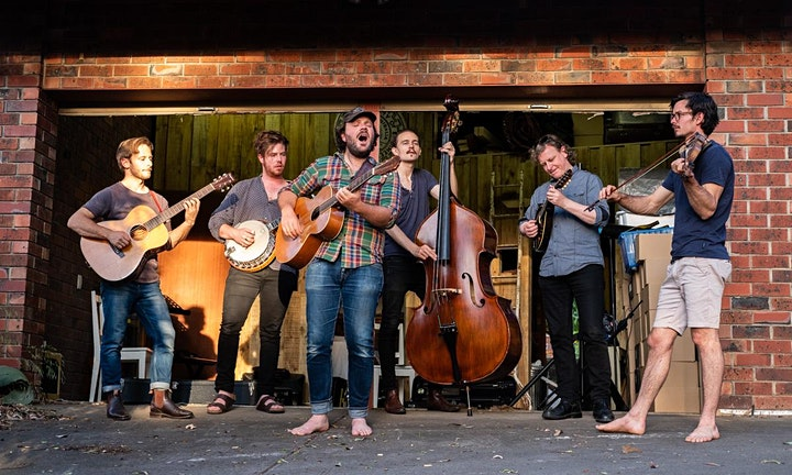 Hills Folk-A-Thon With Max Savage and the Lofty Mountain Band + Naomi Keyte image