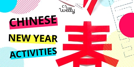 Chinese New Year Story & Activity Time for Kids 5-8 tickets