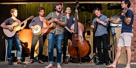 Hills Folk-A-Thon With Max Savage and the Lofty Mountain Band tickets