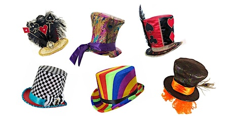 Forget Me Not - Mad Hat Luncheon tickets