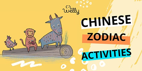 Chinese Zodiac Story & Activity Time for Kids 5-8 tickets