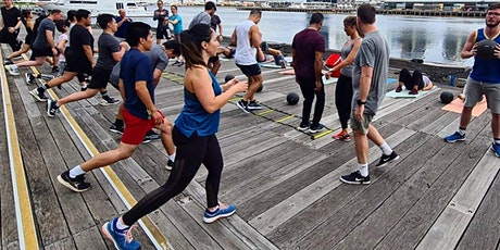 Social Park Fitness and Coffee's tickets