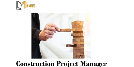 Construction Project Manager 2 Days Training in Kitchener tickets