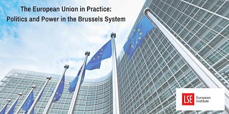 EU IN PRACTICE - with Stefaan de Rynck tickets