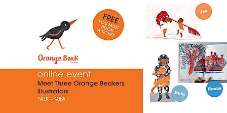Meet the Three Orange Beakers tickets