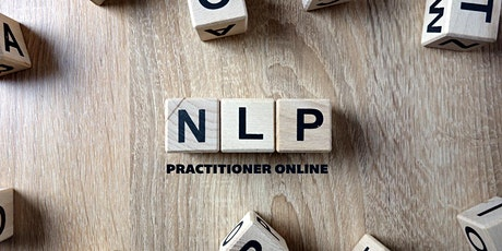 NLP Practitioner – FOUR certificates in ONE intensive training (online) tickets
