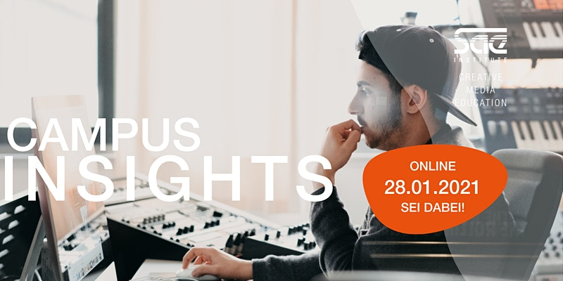 Campus Insights - Audio Engineering & Music Business