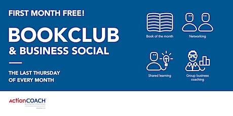 BookCLUB & Business Social tickets