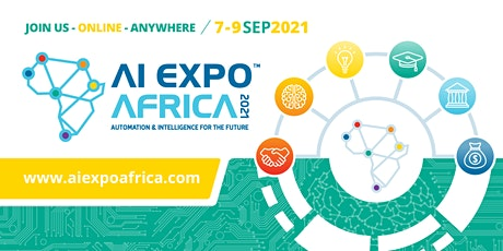 AI Expo Africa 2021 ONLINE tickets