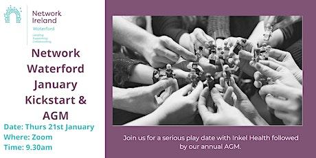 January Kickstart Event & AGM tickets