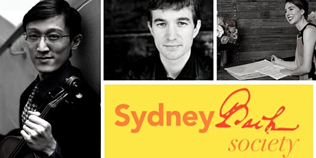 Sydney Bach Society Summer 2021 tickets