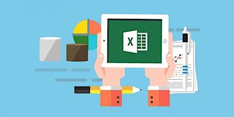 Corso di Excel: livello base + livello avanzato biglietti
