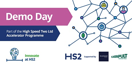 HS2 Accelerator Programme Demo Day tickets