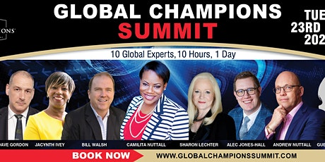 Global Champions Summit tickets