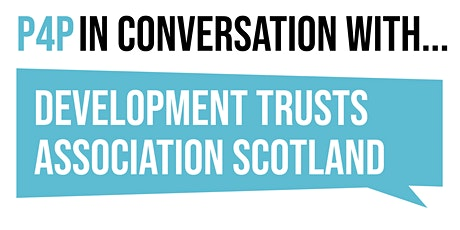 In Conversation with DTA Scotland tickets