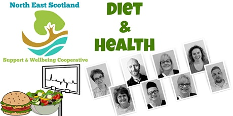 Support and Wellbeing Cooperative Wellbeing Session:  Diet and Health tickets