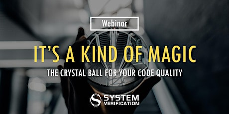 It's a kind of magic – the crystal ball for your code quality tickets
