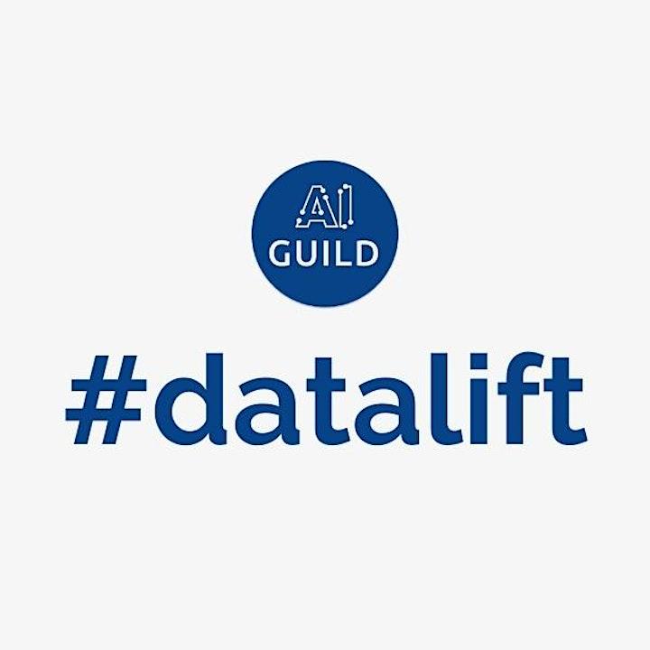#datalift No 3 - Productionize data analytics and machine learning image