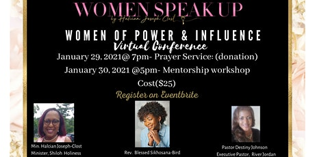 Women of Power & Influence tickets