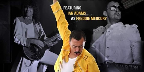 Freddie Mercury Tribute Night Darlaston tickets