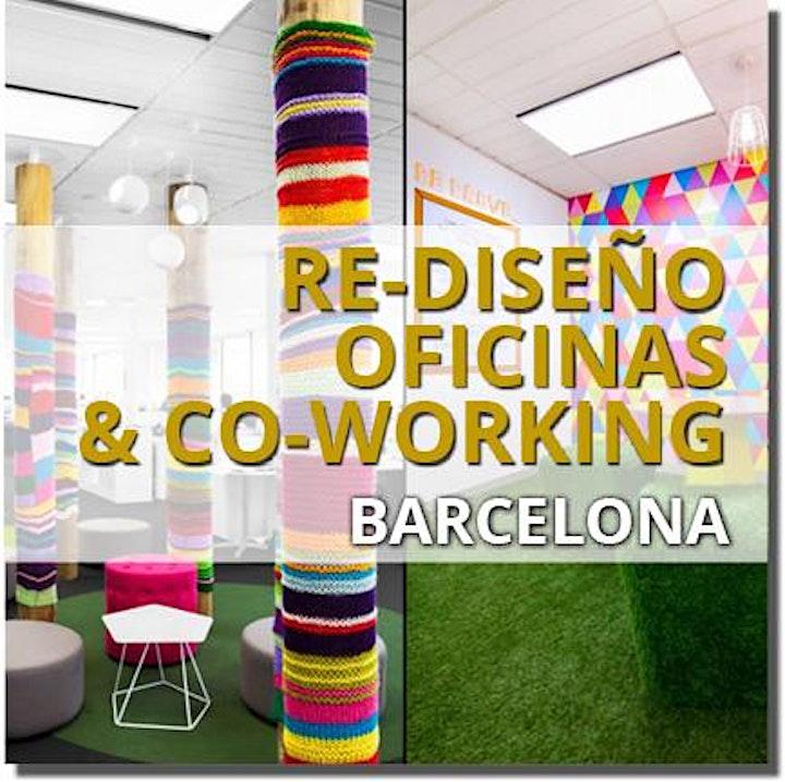 Imagen de RE-DISEÑO OFICINAS & CO-WORKING BARCELONA