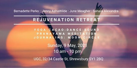 Rejuvenation Retreat for Women tickets