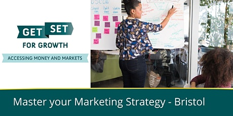 Master your Marketing Strategy: Session 1 tickets