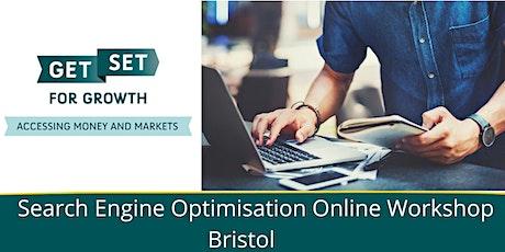 Search Engine Optimisation tickets