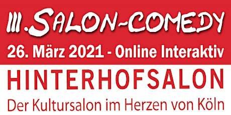 3. Kölner Salon-Comedy Tickets
