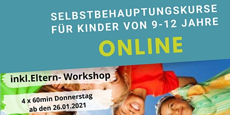 Online Kurs für Kinder- für mehr Leichtigkeit im Leben, ohne üblen Stress Tickets