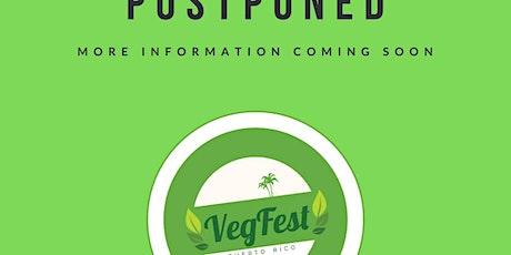 Vegfest Puerto Rico 2020 entradas