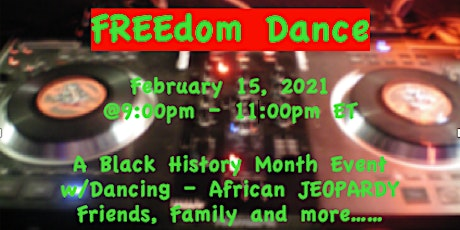 FREEdom Dance tickets