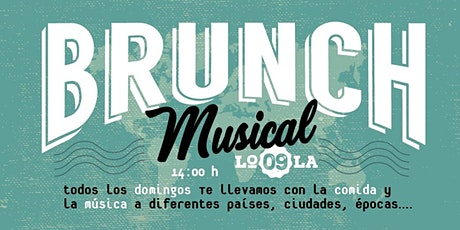 BRUNCH MUSICAL EN LOLA 09 entradas