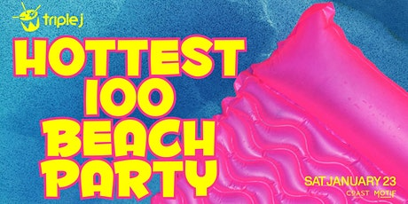 Hottest 100 Beach Party tickets
