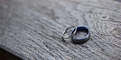 MODLITWA ZA NARZECZONYCH cz.3 (dotyczy par, które w  tym roku biorą ślub) tickets
