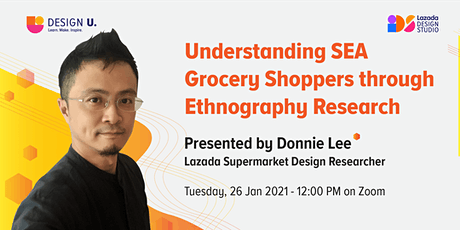 Understanding SEA Grocery Shoppers through Ethnography Research tickets