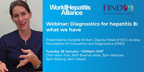 Diagnostics for hepatitis B: what we have tickets