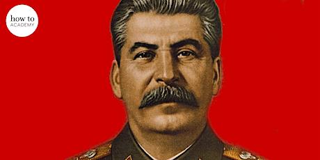 Stalin – The Red Tsar | Simon Sebag Montefiore tickets