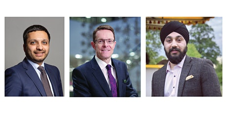 CF India special  with Mayor Andy Street , Saqib Bhatti MP, Jay Singh Sohal tickets