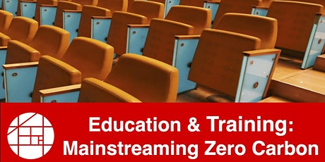 Zero carbon: Can UK built environment education deliver? tickets