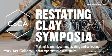 Curating Ceramics: Museums, Ceramics Collections and Community Agency tickets