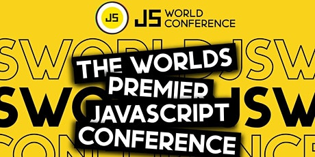 JSWorld Conference tickets