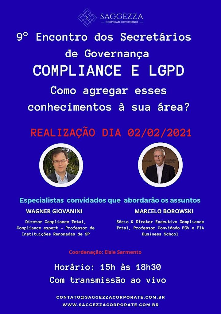 Imagem do evento 9° ENCONTRO DOS SECRETÁRIOS DE GOVERNANÇA
