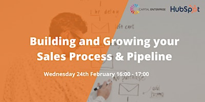 Building and Growing your Sales Process & Pipeline